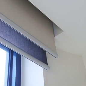Rollease Acmeda Ceiling Pockets For Recessed Shades